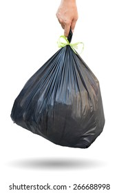 Trash Container isolated on the white background. This has clipping path.