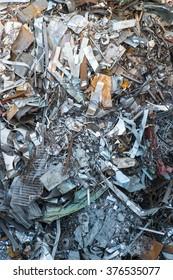 Trash of metal