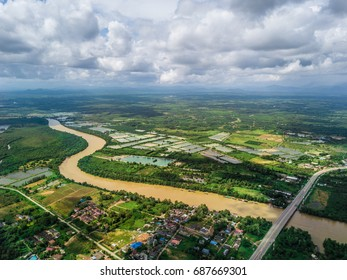 trat river at trat province