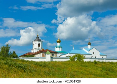 Travel around Russia: Vasilievsky monastery in Suzdal.