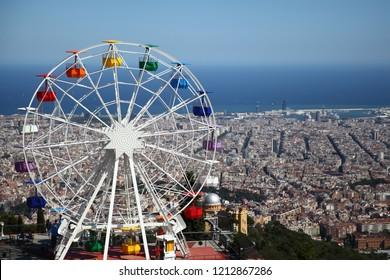 travel to Barselona, Catalonia