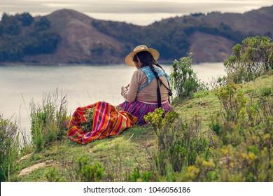Travel to Bolivia: traditional way of life, bolivia woman.