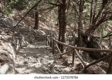 Travel to Crete (Greece) Samaria Gorge