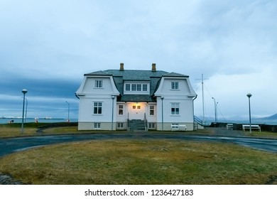 Travel  - Iceland Trip, Höfði House, built in 1909, is considered to be one of the most beautiful and historically significant buildings in the Reykjavík area.