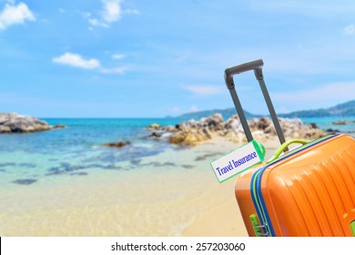 Travel Insurance.