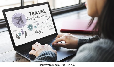 Travel Insurance Destination Tourism Vacation Concept