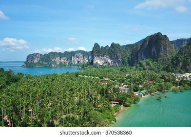 travel in Krabi, Thailand