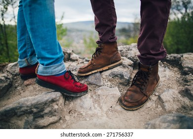 travel lovers, bags, boots and foot lovers