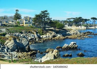 Travel to The Monterey Peninsula, California, USA