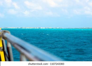 Travel in the Ocean