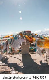 Travel photography from Lhasa, Tibet to Nepal. Beautiful views of high altitude landscapes, lakes, monastery, Everest Base Camp, the Himalayas, Tibetan prayer flags, snow peaks and mountain ranges.