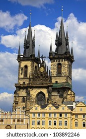 Travel in Prague, Old Town Square,