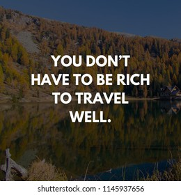 Travel Quote for Motivation