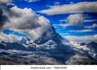 Travel in Switzerland Matterhorn