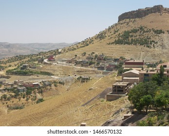 Travel view of Mardin Midyat featuring countryside Mesopotamia. The image location is Turkey in Europe.