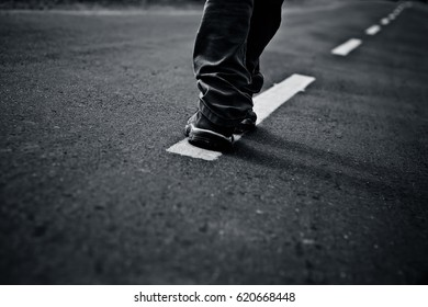 The traveler. - Shutterstock ID 620668448