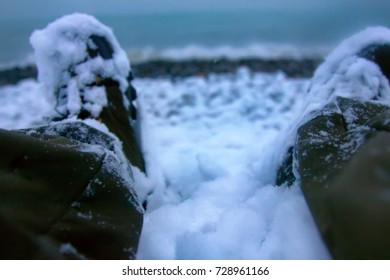 Traveler got to sea. Unexpected winter in Colchis These feet reached Colchis to Eastern shore of Euxine (Black sea), where Odysseus traveled for Golden fleece