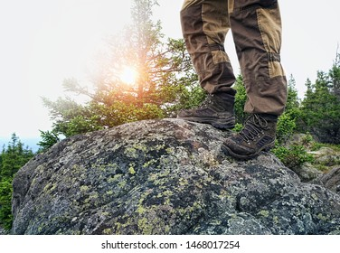 Mountaineering Boots Images Stock Photos Vectors