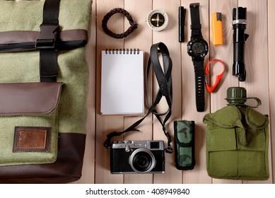 Traveler set