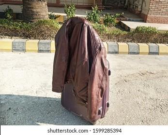 Traveler Suite case Bag and Jacket