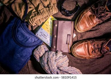 Traveler's accessories