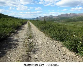 Traveling in beautiful East Siberia, Russia