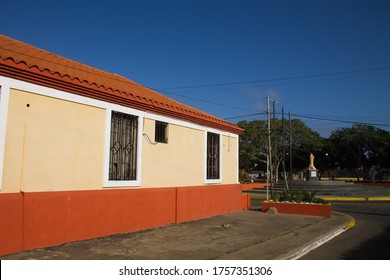 Traveling in Venezuela, colonial architecture in the Falcon state