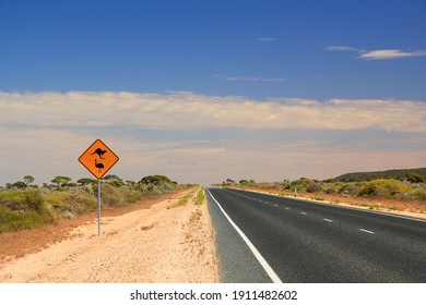 Travelling across the Australian outback