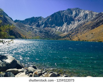 Travelling California: Stunning View of Convict Lake