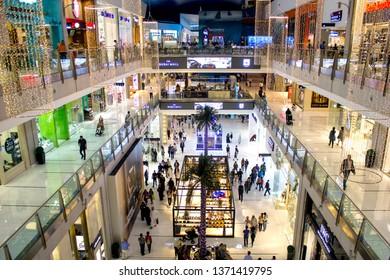 Model Dubai Shopping Images, Stock Photos & Vectors