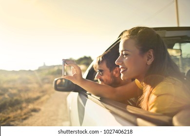 Travelling on vacation