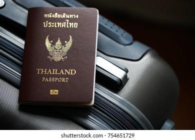 Travel,passport And luggage