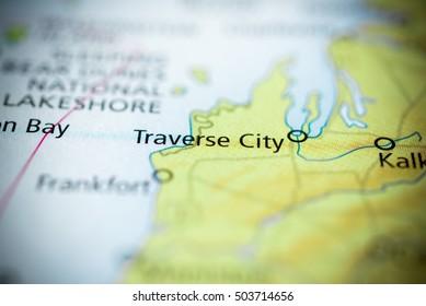 Traverse City, Michigan, USA.
