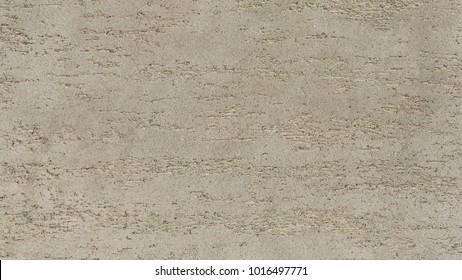 Travertine Sandblasted Brushed Texture