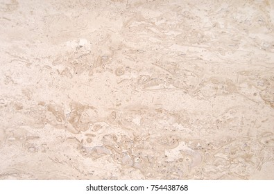 Travertine texture, a slab of natural travertine stone