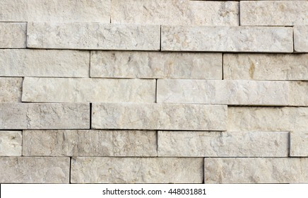 Travertine tile, brick building material color up