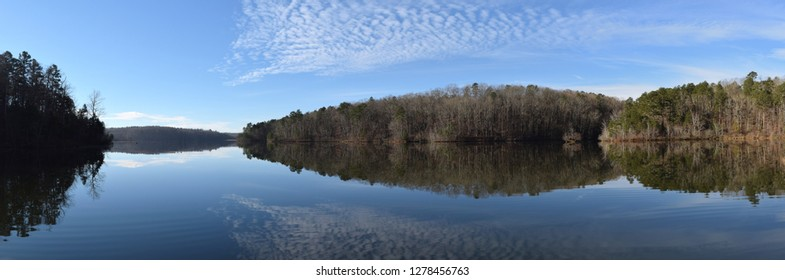 Travis McNatt Lake in Big Hill Pond State Park Tennessee