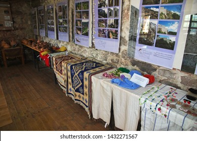 Travnik / Bosnia and Herzegovina - 28 Apr 2018: The museum in Travnik, Bosnia and Herzegovina