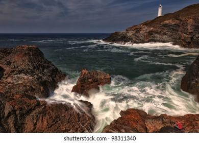 Travose Head, lighthouse