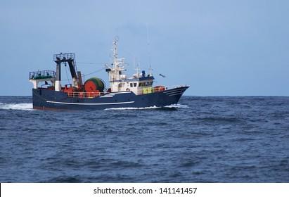 Trawl Fishing