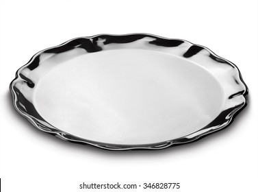 tray silver