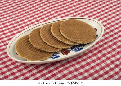 treacle waffles