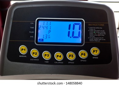 Treadmill digital display showing calorie pulse speed and distance, Treadmill lcd screen, Calorie calculator, calculate the calorie burned, fitness programs, calorie counter with treadmill,