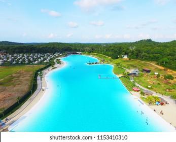 Treasure Bay Bintan, South-East Asia' First Crystal Lagoons