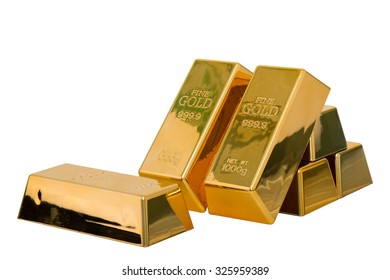 Treasure is Gold isolated