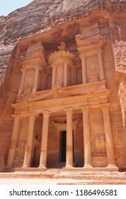 Treasury at Petra (Jordan)