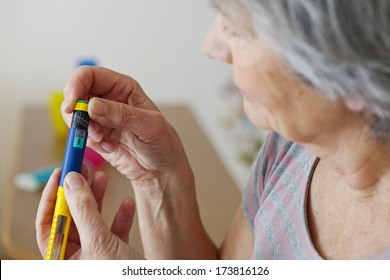 Treating Diabetes In Elderly Patient