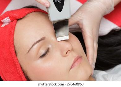 Treatment clean skin