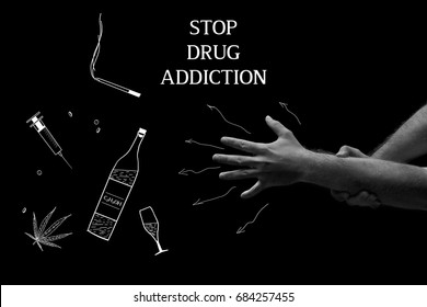 Treatment of drug dependence. Stop drug addiction.