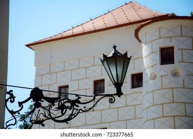 Trebic city, Czech Republic